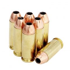 LAX Ammunition Factory New 10 MM 155 GR XTP 500 RDS W/FREE AMMO CAN