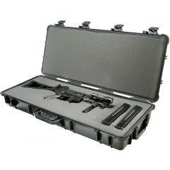 PELICAN 1700 LONG CASE, BLACK