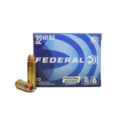 Federal 32 H&R MAG 85 GR JHP 20 ROUNDS (C32HRB)