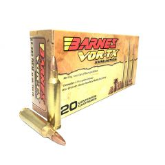 Barnes VOR-TX 22-250 REM 50 GR TSX BT 20 ROUNDS (22008)