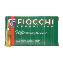 Fiocchi 243 WIN 100 GR PSP 20 ROUNDS (243SPD)