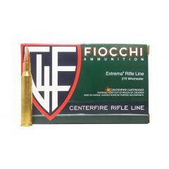 Fiocchi 270 WIN 150 GR SST POLYER TIP BT 20 ROUNDS (270HSB)