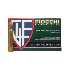 Fiocchi 270 WIN 150 GR InterLock FB 20 ROUNDS (270SPE)