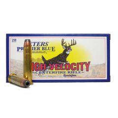 Remington Peters Premier Blue 45-70 GOVT 300 GR CORE-LOKT SJHP 20 ROUNDS (28341)