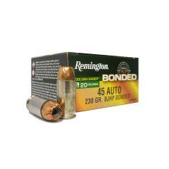 Remington Golden Saber 45 AUTO 230 GR. BJHP 20 ROUNDS (29327)
