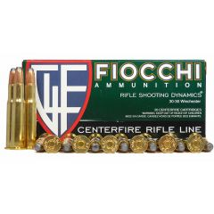 Fiocchi 30-30 WIN 170 GR FSP 20 RDS (3030C)