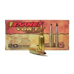 Barnes VOR-TX 6.5 Grendel 115 GR TAC-TX BT 20 ROUNDS (30829)
