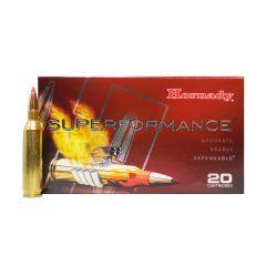 Hornady Superformance 243 WIN 80 GR. GMX 20 RDS (80456)