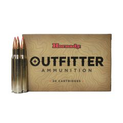 Hornady OUTFITTER 270 WIN 130 GR. GMX Lead Free 20 RDS (80529)