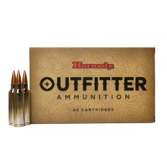 Hornady OUTFITTER 270 WSM 130 GR. GMX Lead Free 20 RDS (80557)