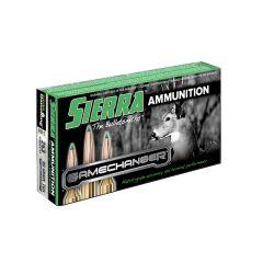 Sierra 243 WIN 90 GR Tipped GameKing 20 ROUNDS (A4103)