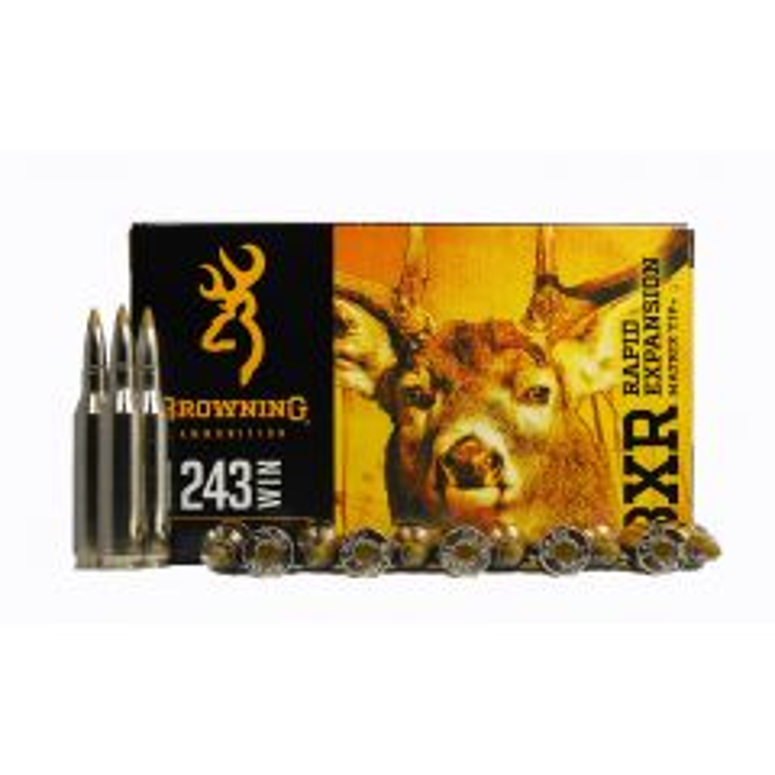 Browning BXR 243 WIN 97 GR. Matrix Tip (B192102431)