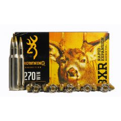 Browning BXR 270 WIN 134 GR. Matrix Tip (B192102701)