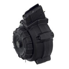 PRO MAG AK-47 7.62x39mm 50 Rd - Black Polymer Drum (DRM-A9)