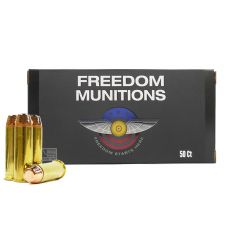 Freedom Munitions New 41 MAG 210 GR FP 50 ROUNDS