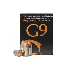 G9 380 AUTO 70 GR. EHP SOLID COPPER 20 ROUNDS