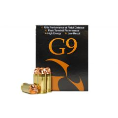 G9 40 S&W 80 GR. EHP SOLID COPPER 20 ROUNDS