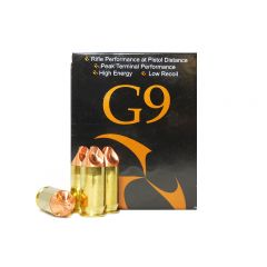 G9 45 AUTO +P 117 GR. EHP SOLID COPPER 20 ROUNDS