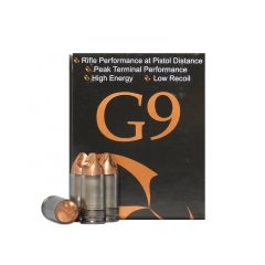 G9 9 MM 80 GR. EHP SOLID COPPER 20 ROUNDS