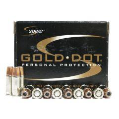 Speer Gold Dot 25 AUTO 35 GR GDHP 20 RDS (23602)