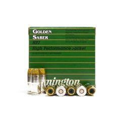 Remington Golden Saber 40 S&W 180 GR JHP 25 RDS (GS40SWB)