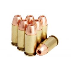 LAX Ammunition Factory New 45 ACP 200 GR HOLLOW POINT 500 RDS W/AMMO CAN