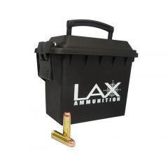 LAX Ammunition Factory New 454 Casull 300 GR RNFP 100 ROUNDS W/FREE AMMO CAN