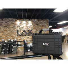 LAX Pistol Hard Case w/ Pick'N Pluck Foam ~ GREAT VALUE!