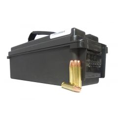 LAKE CITY ~  NEW CASES ~ 30 CARBINE 110 GR. RN 250 ROUNDS