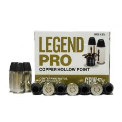 GBW Legend Pro 45 AUTO 185 GR HP 20 RDS (LP45A)