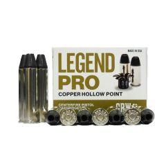 GBW Legend Pro 460 S&W 200 GR HP 20 RDS (LP460SA)
