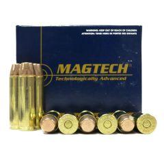 Magtech 500 S&W MAG 325 GR FMC-FLAT 20 RDS (500D)