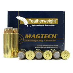 Magtech 500 S&W MAG LIGHT LOAD 325 GR SJSP-FLAT 20 RDS (500L)