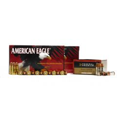 Federal 9 MM 124 GR Practice/Defense Combo Pack 120 RDS (PAE9124)