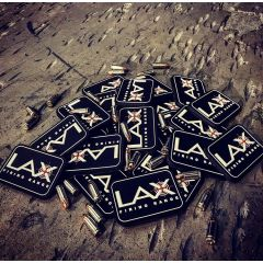 HIGH QUALITY LAX FIRING RANGE PATCHES