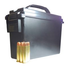 LAX Ammunition Factory New 45-70 GOVT 300 GR. RNFP 100 RDS W/AMMO CAN!