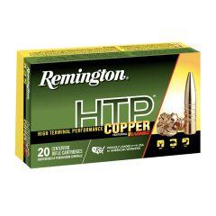 Remington HTP Copper 270 WIN 130 GR TSX BT 20 ROUNDS (HTP270W)