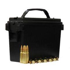 LAX Ammunition REMAN 308 WIN 147 GR FMJ 250 RDS W/AMMO CAN