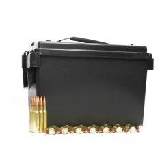 LAX Ammunition REMAN 308 WIN 178 GR A-MAX 250 RD W/AMMO CAN
