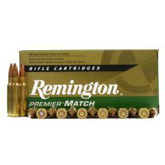 Remington 6.8 MM SPC 115 GR MatchKing HPBT 20 RDS (RM68R1)