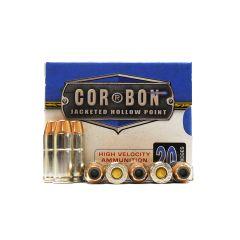 CORBON 10 MM 165 GR. JHP 20 RDS (SD10165/20)