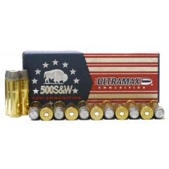 UltraMax 500 S&W 440 GR CAST 20 RDS (500SW2) Blowout Sale!