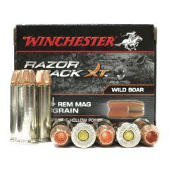 Winchester RazorBack XT 44 MAG 225 GR BPHP 20 RDS (S44MWB)