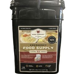 WISE COMPANY Emergency Food Supply ~ 52 Servings