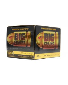 Freedom Munitions Big Grains 50 AE 325 Gr. RNFP 20 Rounds