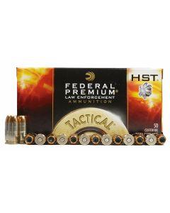 Federal Premium LE 40 SW 165 GR HST 50 RDS (P40HST3)