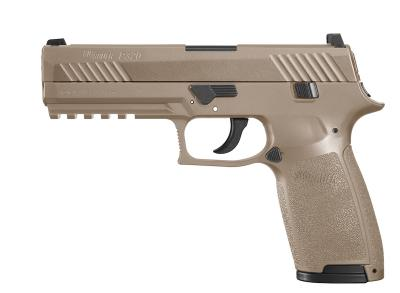 New Air Pistol Introduced by Sig Sauer
