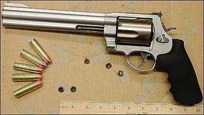 5 Crazy Big Handguns