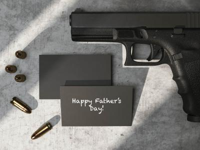 The Best Father's Day Gift For Your Gun Loving Dad