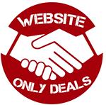 Website Only Deals